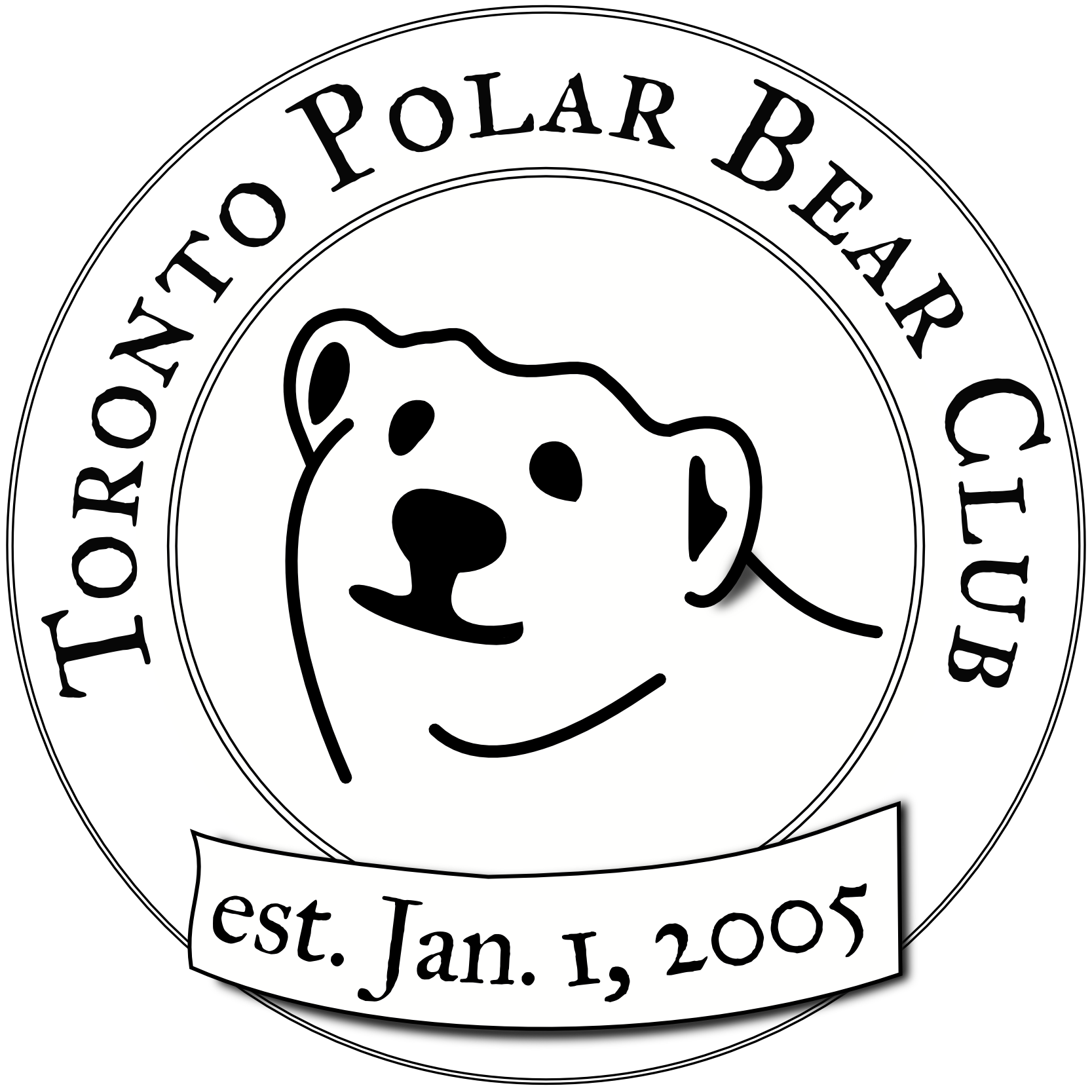 Toronto Polar Bear Club Logo
